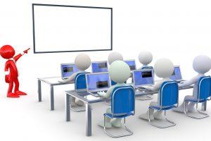 Academic computer lab